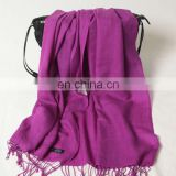 wine red mongolian vietnam cashmere shawl scarf