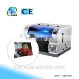 hot sale high quality A2 digital uv flatbed decoration gift 3d printer machine