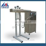FLK hot sale aluminum foil lid sealing machine