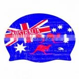 Silicone Swim Cap for UK people