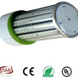 80W IP64 LED Corn light E40 Base 140lm/Watt for enclosed fixtures warehouse factory