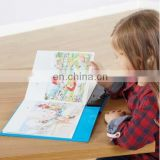 New Style Customized Coloring Printing Hardcover Custom Kids English Short Story Book For Pre-Education