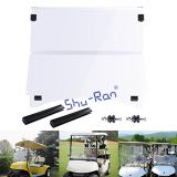 Golf Cart Accessories-Golf Cart Windshields,will fit Club Car Precedent