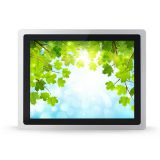 15.6 Inch  RS232 1366*768 Front IP65 Fanless Touch Screen Panel PC