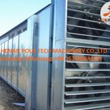 Chicken Manure Drying Machine & Chicken Manure Dryer Machine in Poultry Farm