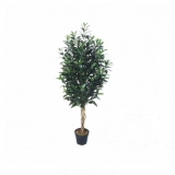 Artificial dark olive tree bonsai for decoration best choice for indoor decoration