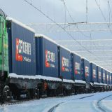 railway  transport from China to  Zhezkazgan /Balkhash 1 /Kustanay /Kokshentau 1 /Tayncha /Astana