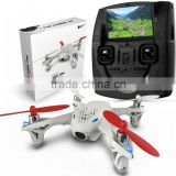 R/C Helicopter New product Hubsan H107D X4 FPV 6-Axis 5.8G 4ch RC Quadcopter UFO RTF with LED light