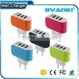 Sales Promotion !!! china supplier multi port usb chargers Travel Wall Charger US EU UK AU Plug 5V 3.1A 3 Port USB Charger
