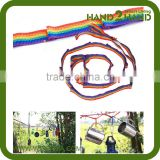 Outdoor fabric travel windproof antislip rope/ Hanging Clothesline