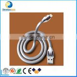 2016 Newwest product Remax Laser Series 1.0m usb 2.0 data cable Micro USB charging cable for Smartphone