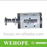 Low price pneumatic push button valve 4R210-06 4R series