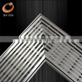 Swimming pool channel stainless grating wedge wire one BJ-LNS-WG01                                                                         Quality Choice