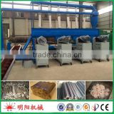 No chemical binder Best quality CE approved sawdust briquette machine plant 008615039052281