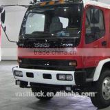 6*4 foam fire truck with 11.961 CBM