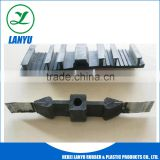 Steel Edged Water Expanding Rubber Waterstop strips