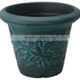 lighted ornamental colorful cheap plastic flower pots wholesale                                                                         Quality Choice
