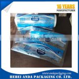 plastic film roll for water sachet 500ml/pure water plastic packaging/450ml juice packaging bag                                                                         Quality Choice