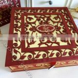 Indian Laser cut wedding invitations box