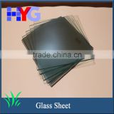Alibaba trade assurance black glass sheet wholesale in Chinese supplier