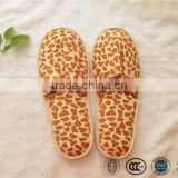 HOT SALE Disposable Coral Fleece Hotel Slipper/Hotel Amenity Slipper/Indoor Slipper/Bathroom Slipper