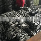 roller chain/forged chain links ;drop forged chain for conveyor /High strength Drag Conveyor chain
