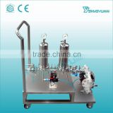 Alibaba China supplier Guangzhou Shangyu full automatic pneumatic type perfume mixer equipment