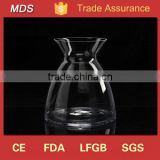 China wholesale vases blown round glass vase for flowers