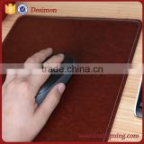 leather game mouse pad