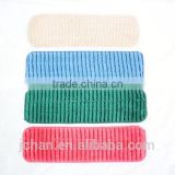 Microfiber exchange use floor mop cloth