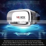 Hot selling High Quality Real Virtual Google Cardboard Virtual Reality 3D VR Box Glasses
