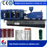 HAITAI HTW280PET Standard Sizes pet bottle injection molding machinery