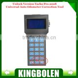 2014 Universal car mileage change tool tacho pro 2008 Odometer Correction Programmer Scanner tacho 2008