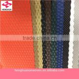Colorful 10g-250g Ecofriendly pp spunbonded non woven fabric rolls for bags