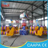 CHANGDA Thrill Attraction Rides Family Attraction Rides Energy Claw Amusement Park Games Factory in China
