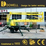 Customized 8-18m 14m Mobile hydraulic diesel telescopic boom lift