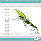China Manufacturers Fishing Lure Molds Plastic Hard Fishing Lure
