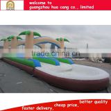 Hot sale cheap inflatable pool slide on sale, inflatable slip n slide