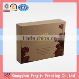Book Style Cosmetic Set Packaging Boxes