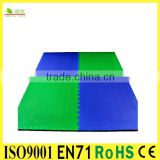 SGS&EN71 Approved Eco-friendly EVA foam rubber mat& flooring mat with for kids play