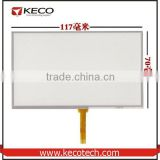 5 5.0 inch General 4 wire resistive 117*70 117mm*70mm HSD050IDW1-A20 touch glass digitizer Screen