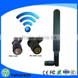 Factory Supply new appearance wide band rubber duck 3g 4g lte antenna with sma connector