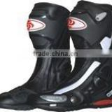 Motorcycle motocross boots Racing road riding shoes for sportsmen