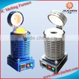 JC-K-220-1 2kg Mini Handheld Mini Electric Melting Furnace