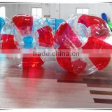 kids and adults inflatable bubble suits, bumper body ball, battle ball for sports