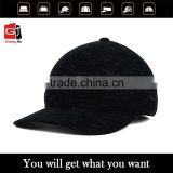 wholesale high quality black custom baseball hats wholesale made in China                                                                         Quality Choice