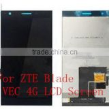 Free Shipping LCD Display For ZTE Blade VEC 4G LCD Screen with Digitizer Orange Rono Touch Screen T50