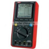 UNI-T UT81B Wholesale Scope Digital Multimeters UT81B Oscilloscope 8MHz w/ USB vivid and LCD HANDHELD UT81B