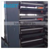 For plastic bag producing Four to Eight Colour letterpress digital flexo printing machine