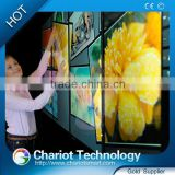 ChariotTech great price,infrared Multi Touch screen frame with 4:3 and 16:9 fromat,dual-touch for interactive advertising